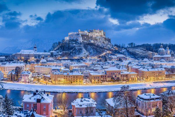 Advent in Salzburg