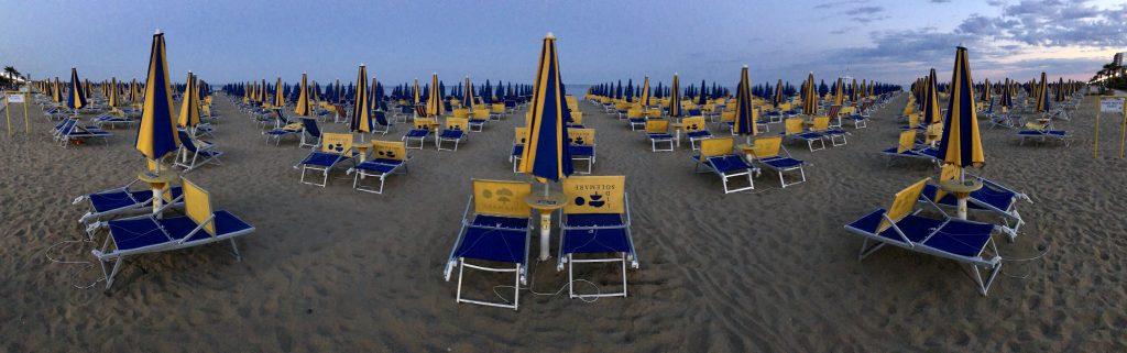 Italien am Strand 2020